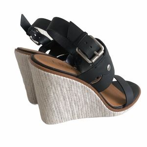 1. State wedge heels for woman